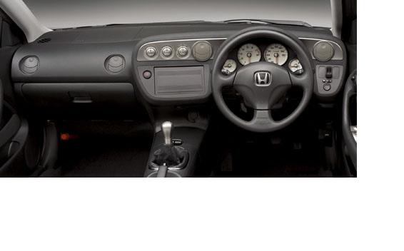 Honda Integra 3