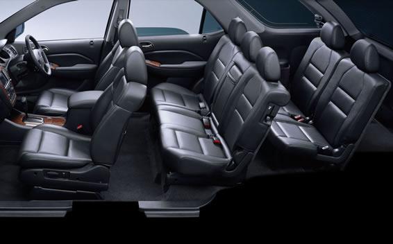 Honda MDX 4