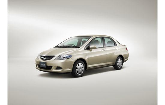 Honda Fit Aria 1.5W 4WD(CVT 1.5) (2005)