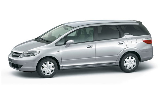 Honda Airwave L SKYROOF 4WD CVT 1.5 (2006)