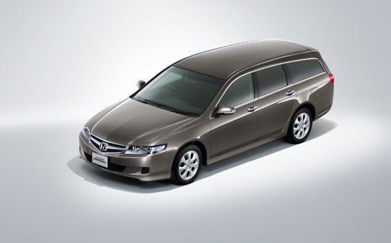 Honda Accord Wagon 2
