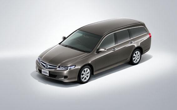 Honda Accord Wagon 2