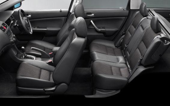 Honda Accord Wagon 4