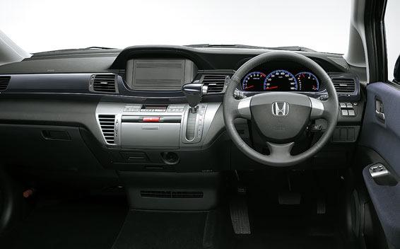 Honda Edix 3