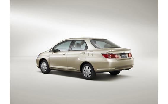 Honda Fit Aria 2