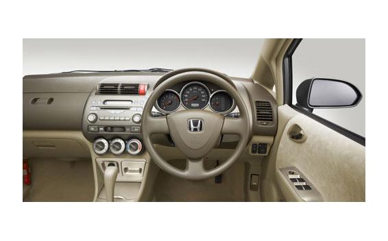 Honda Fit Aria 4
