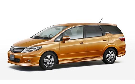 Honda Airwave 3