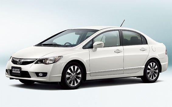 Honda Civic Hybrid 1
