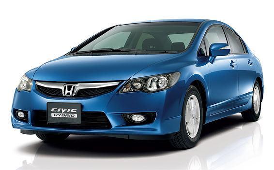 Honda Civic Hybrid 3