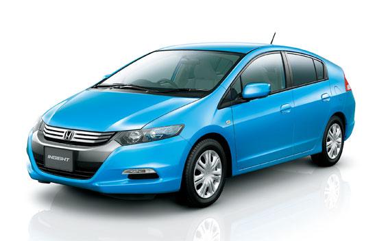Honda Insight L CVT 1.3 (2009)