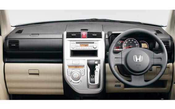 Honda Zest 4