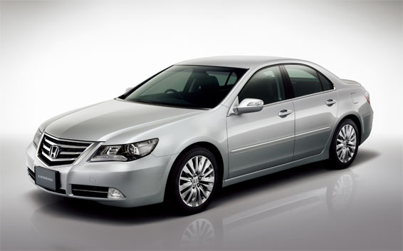 Honda Legend EURO PACKAGE 4WD AT 3.7 (2010)
