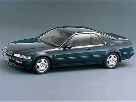 Honda Legend Coupe 2
