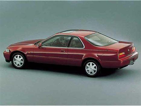 Honda Legend Coupe 5