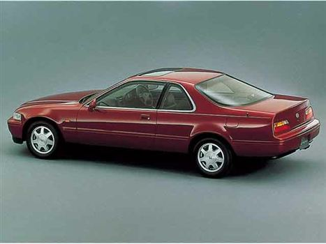 Honda Legend Coupe 8