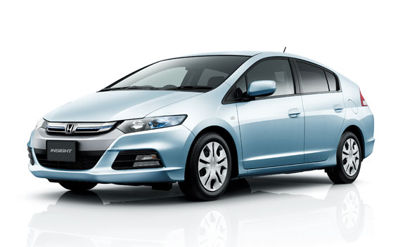 Honda Insight EXCLUSIVE XG CVT 1.5 (2011)