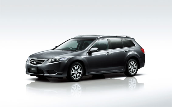 Honda Accord Tourer TYPE S ADVANCE PACKAGE AT 2.4 (2012)