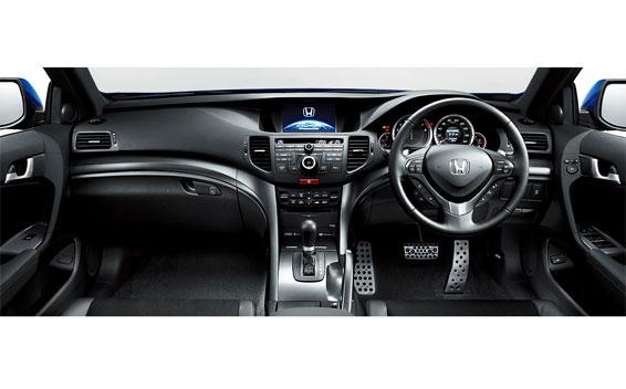 Honda Accord Tourer 6