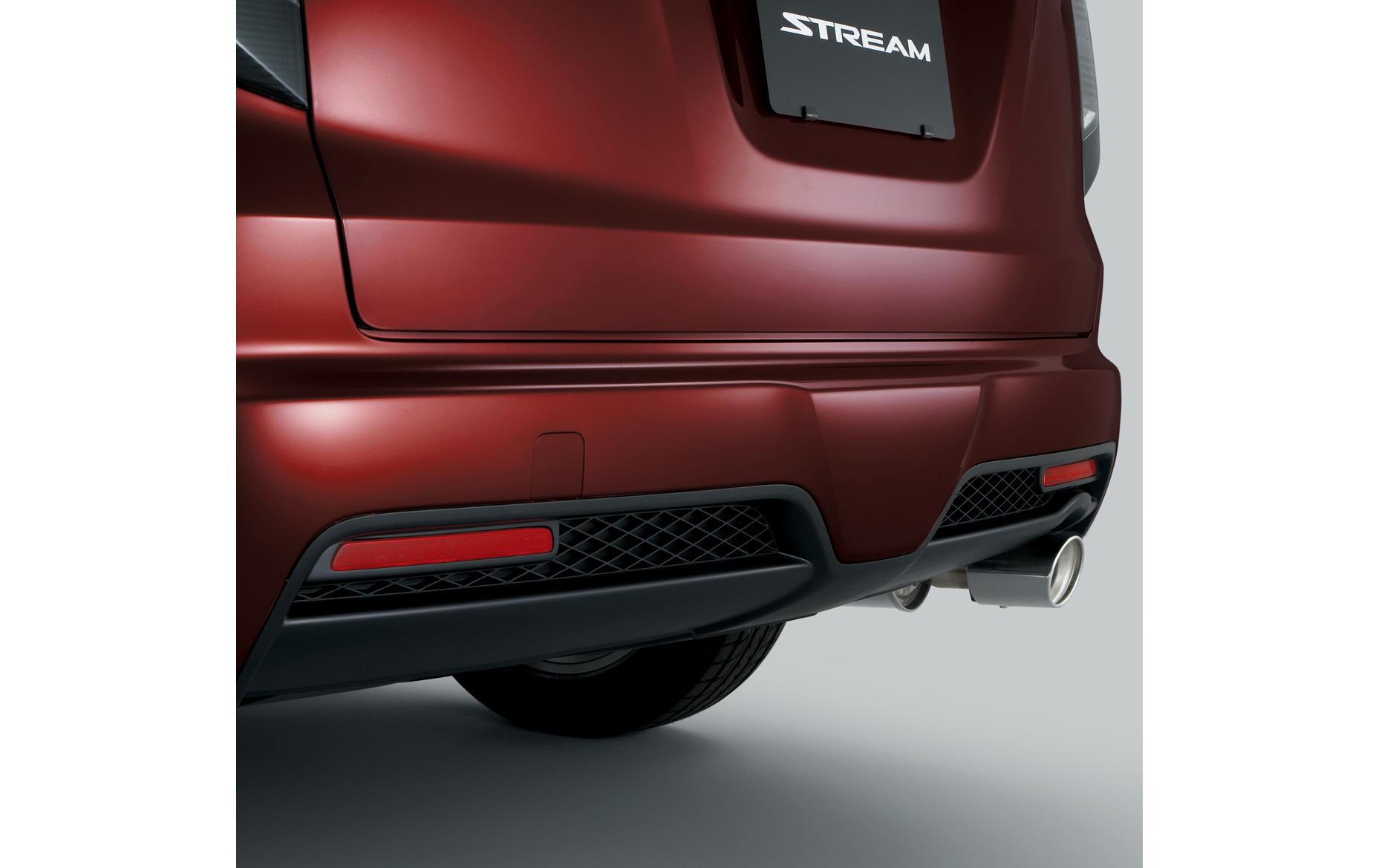 Honda Stream 7