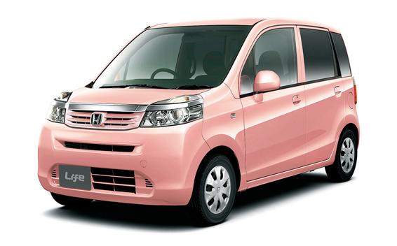 Honda Life 1