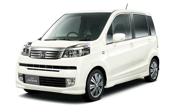 Honda Life 4