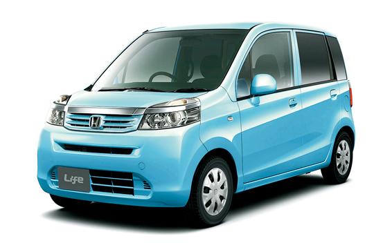 Honda Life 5