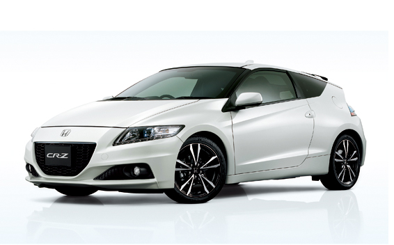 Honda CR-Z ALPHA MASTER LABEL MT 1.5 (2012)