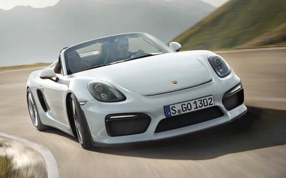Porsche Boxster 2