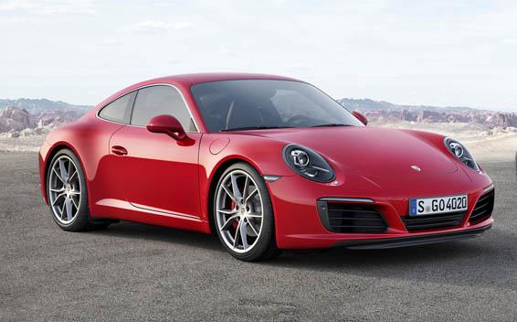 Porsche 911 Coupe 1