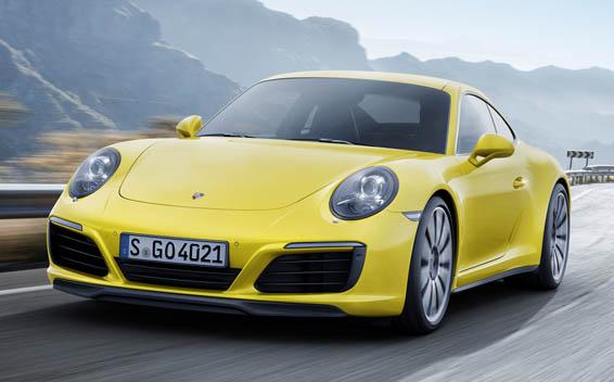 Porsche 911 Coupe 3