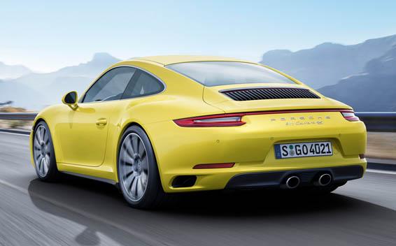 Porsche 911 Coupe 4