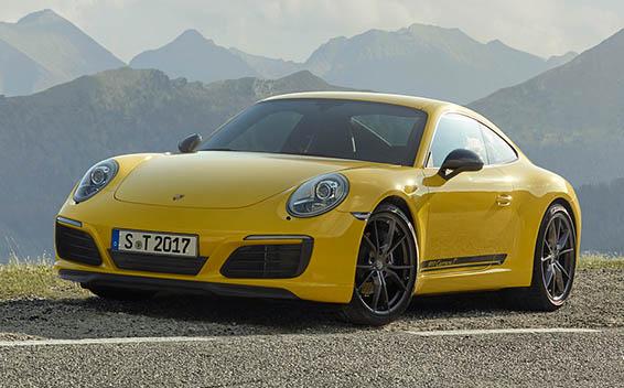 Porsche 911 Coupe 6