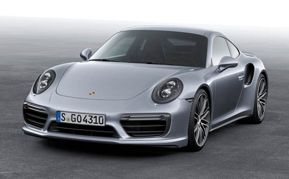 Porsche 911 Coupe 16