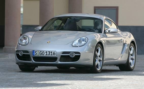 Porsche Cayman CAYMAN LHD AT 2.7 (2008)
