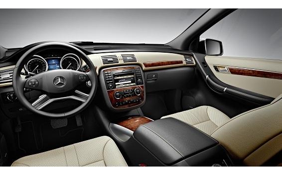 Mercedes-Benz R-Class 2