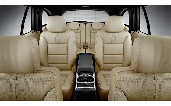 Mercedes-Benz R-Class 3