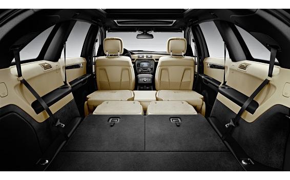 Mercedes-Benz R-Class 4