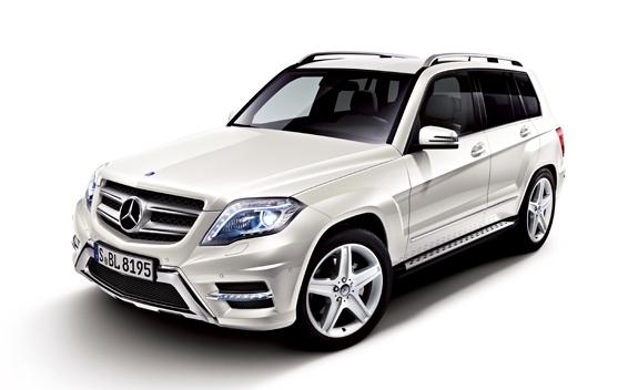 Mercedes-Benz GLK-Class 1