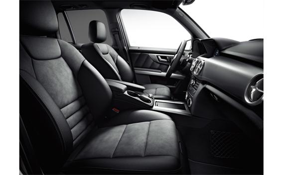 Mercedes-Benz GLK-Class 2