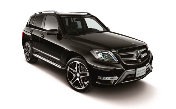 Mercedes-Benz GLK-Class 3