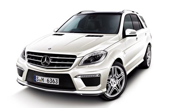 Mercedes-Benz M-Class 2