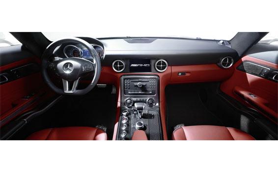 Mercedes-Benz SLS AMG 5