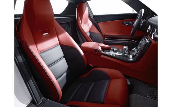 Mercedes-Benz SLS AMG 6