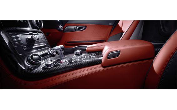 Mercedes-Benz SLS AMG 11