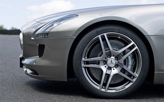 Mercedes-Benz SLS AMG 14
