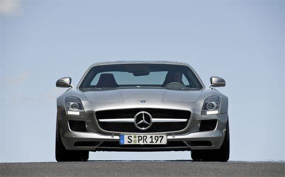 Mercedes-Benz SLS AMG 20