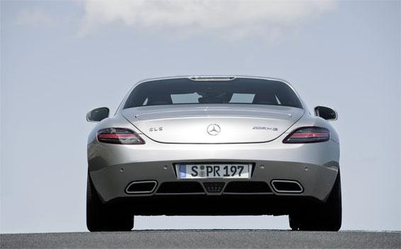 Mercedes-Benz SLS AMG 21