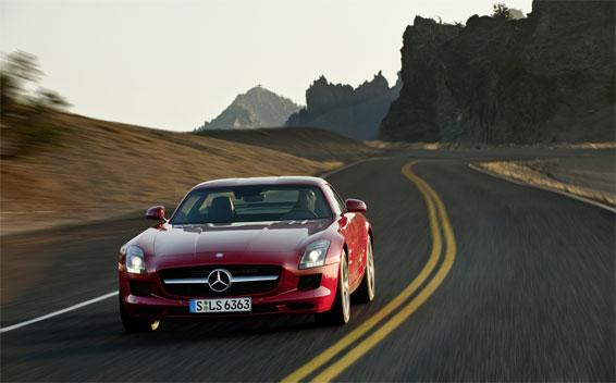 Mercedes-Benz SLS AMG 23