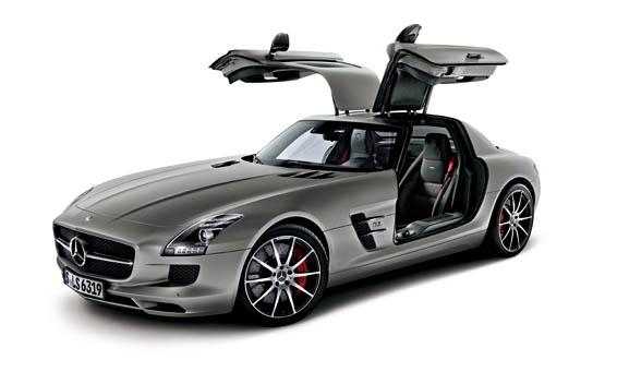 Mercedes-Benz SLS AMG 25