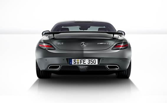 Mercedes-Benz SLS AMG 31